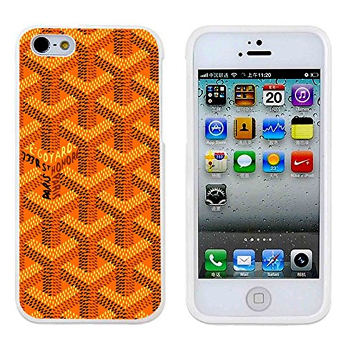 goyard-orange-pattern-phone-case-for-iphone-6-plus-black