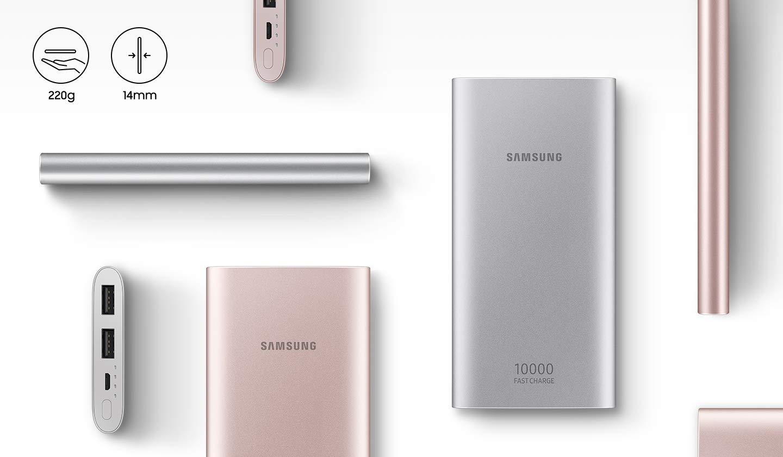 Buy Samsung Battery Pack EB-P1100B 10000 mAh Power Bank Online - Baazaar  Online