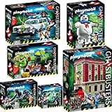 Playmobil 9219–20–21–22–23–24 ghostbusterstm 6 en kit complet