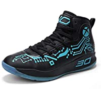 Basketball Shoes Men Womens High Top Trainers Sports Outdoor Sneakers Lightweight Comfortable Running Shoes