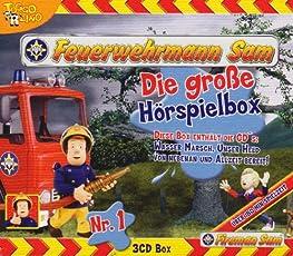 Feuerwehrmann Sam Hörspielbox