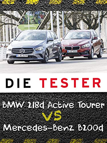 BMW 218d Active Tourer vs. Mercedes-Benz B200d