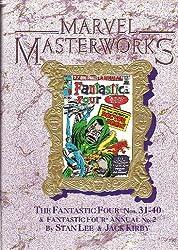 Marvel Masterworks Volume 21: The Fantastic Four #31-40 + Annual 2.