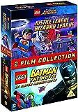 LEGO: Justice League Vs Bizarro / LEGO Batman: The Movie  [DVD] [2015]