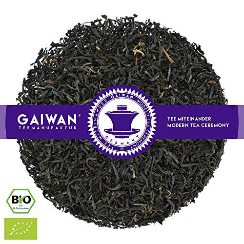 Nr. 1365: BIO Schwarzer Tee Assam Sewpur TGFOP