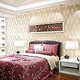 moderne 3d - streifen tapete prägung aus wohn - und schlafzimmer tv - sofa - bett abstrakter hintergrund tapete,beige,tapete nur