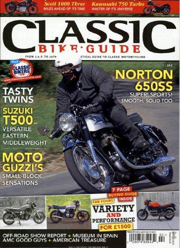 Classic Bike Guide [Jahresabo] -