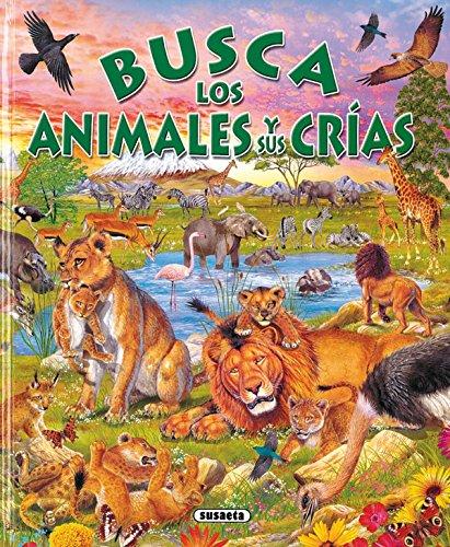 Busca Animales Y Sus Crias por Equipo Susaeta