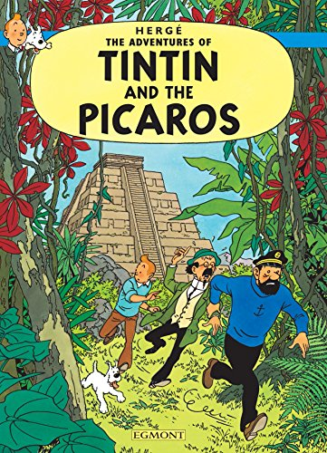 Tintin and the Picaros par Herge