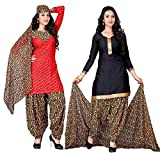 Khushali Presents Two Top Style Dress Ma...