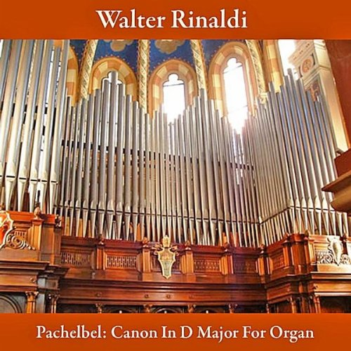 Pachelbel: Canon in D Major for Organ