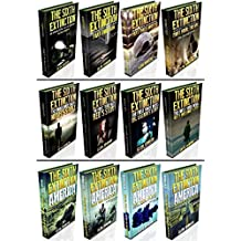 The Sixth Extinction Series & The First Three Weeks & The Sixth Extinction America – Zombie Omnibus Edition (Parts 1 - 12)
