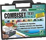 JBL Test Valigetta per analisi dell' Acqua di acquari, Test Combi Set