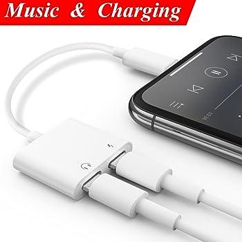 lightning 2 in 1 adapter f r iphone 8 elektronik. Black Bedroom Furniture Sets. Home Design Ideas
