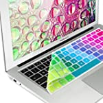 kwmobile Silikon Tastaturschutz QWERT...