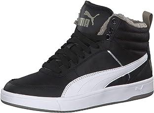 Puma Unisex-Kinder Rebound Street V2 Fur Jr Hohe Sneaker