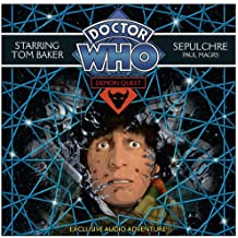 Doctor Who: Demon Quest 5 - Sepulchre
