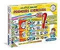 Clementoni - 52093-ADN - Mon Stylo parlant - Premiers Exercises-Jeu éducatif