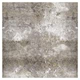 murando Papel Pintado autoadhesivo 10m - fotomurales 3d - papel pintado autoadhesivo - papel pintado adhesivo - papel pintado decorativo - decorativo panel – Concreto gris f-A-0740-j-a