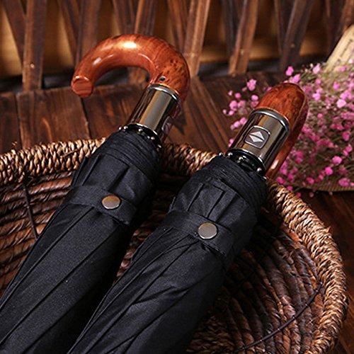 Ynebwcie Klassischen englischen Stil Regenschirm Männer gebraucht kaufen  Wird an jeden Ort in Deutschland