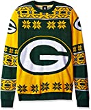 Klew NFL Big Logo Pullover xl Green Bay PACKERS