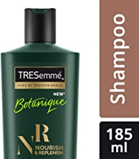 TRESemme Nourish and Replenish Shampoo, 185ml
