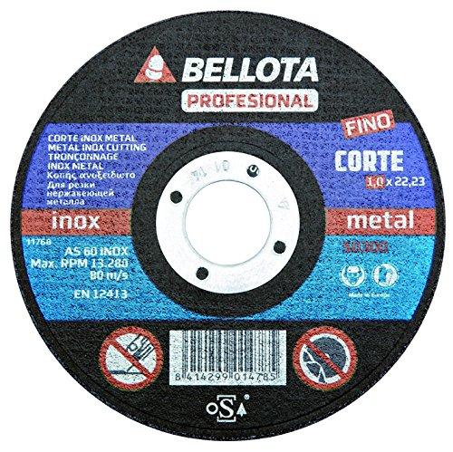 Bellota 50300-115 – DISCO ABR. PROF.C.INOX 115