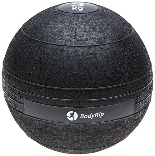 BodyRip Slam-Ball, prallt Nicht zurück, ähnlich wie Medizinball, 3kg -