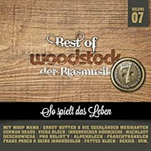 Best Of Woodstock der Blasmusik
