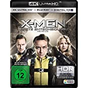 X-Men – Erste Entscheidung als 4K Ultra-HD Blu-ray
