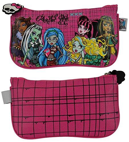 Monster High 0809207–Bolsa de cosméticos