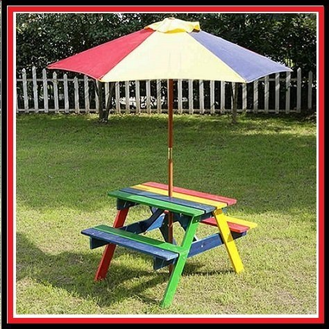 new-kids-wooden-garden-picnic-table-bench-furniture-set-parasol-outdoor-gazebo-by-skyline