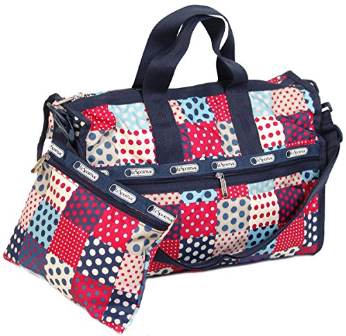 lesportsac-travel-bag-medium-weekender-scout-patchwork