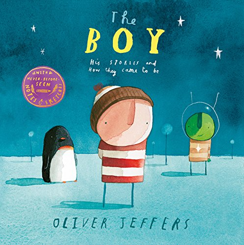 The Boy por Oliver Jeffers