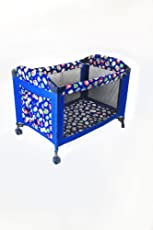 Infanto Porta Cot (Blue)
