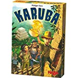 HABA Karuba - An Addictive Tile Laying Puzzle Game for the Whole Family (Made in Germany) by HABA
