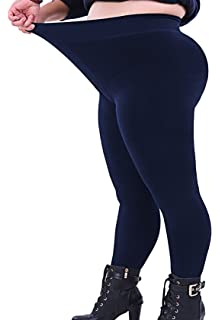 Sinophant High Waisted Leggings For Women Buttery Soft Elastic Opaque Tummy Control Leggings Plus Size Workout Gym Yoga Stretchy Pants Amazon Co Uk Clothing