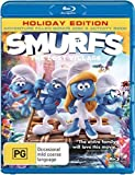 Smurfs The Lost Village Blu-ray [Limited Bonus Disc & Book]