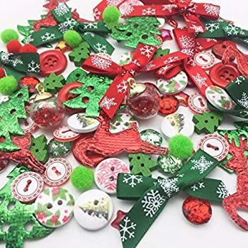 Home & Garden 50pcs Christmas Holiday Wooden Collection Snowflakes Buttons Snowflakes Embellishments 18mm Creative Decoration A Complete Range Of Specifications Buttons