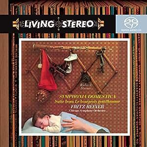 Symphonia Domestica/Le Bourgeois (Reiner, Cso)
