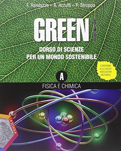 Green. Ediz. plus. Per la Scuola media. Con e-book. Con espansione online: 1