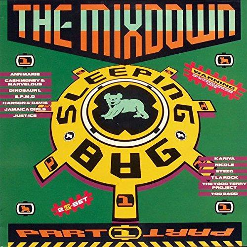 Mixdown 1 (16 Maxis, 1989) [Vinyl LP] (Maxi T-bags)