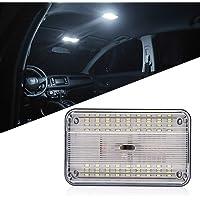 OurLeeme Illuminazione interna per auto, Lampada per interni a LED super luminosa a soffitto per auto con luce…