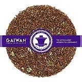 Núm. 1340: Té rooibos 'Crema de fresas' - hojas sueltas - 100 g - GAIWAN® GERMANY - rooibos, zarzamora, fresas