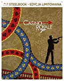 CASINO ROYALE (STEELBOOK) [Blu-Ray] [Region B] (IMPORT) (Nessuna versione italiana)