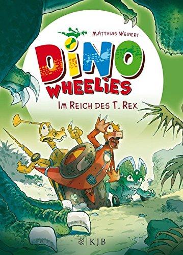 Preisvergleich Produktbild Dino Wheelies: Im Reich des T. Rex