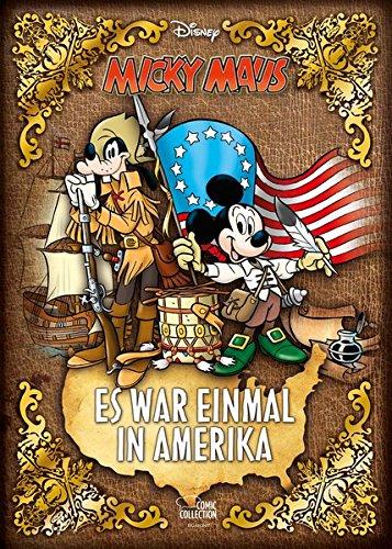 Micky Maus - Es war einmal in Amerika -