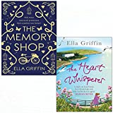 Memory shop and heart whisperer 2 books collection set