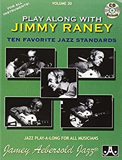 AEBERSOLD 20 CD JIMMY RANEY (B00267QGZS) | Amazon Products