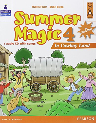 Summer magic. Con CD Audio. Per la 4ª classe elementare